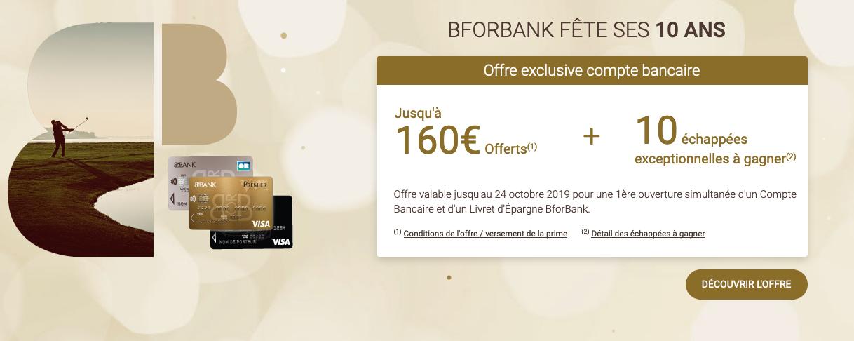 offre banque en ligne bforbank